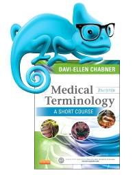 cover image - Elsevier Adaptive Learning for Medical Terminology: A Short Course,7th Edition