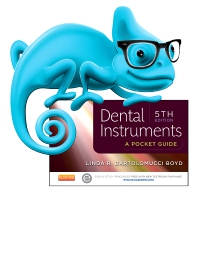 cover image - Elsevier Adaptive Learning for Dental Instruments,5th Edition
