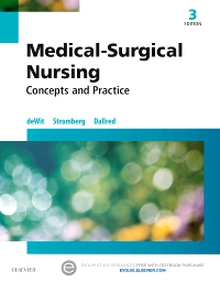 cover image - Evolve Resources for Medical-Surgical Nursing,3rd Edition