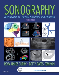 cover image - Sonography - Elsevier eBook on VitalSource,4th Edition