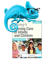 cover image - Elsevier Adaptive Learning for Wong's Nursing Care of Infants and Children,10th Edition