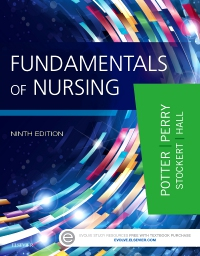 cover image - Fundamentals of Nursing,9th Edition