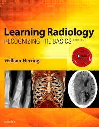 cover image - Learning Radiology Elsevier eBook on VitalSource,3rd Edition