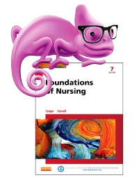 cover image - Elsevier Adaptive Quizzing for Foundations of Nursing,7th Edition