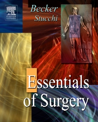 cover image - Essentials of Surgery Elsevier eBook on Vitalsource