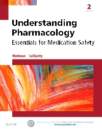 cover image - Evolve Resources for Understanding Pharmacology,2nd Edition