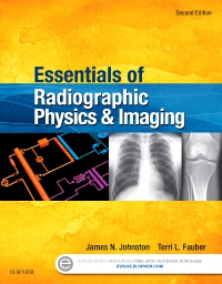 cover image - Evolve Resources for Essentials of Radiographic Physics and Imaging,2nd Edition