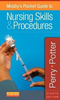 cover image - Mosby's Pocket Guide to Nursing Skills and Procedures - Elsevier eBook on VitalSource,8th Edition