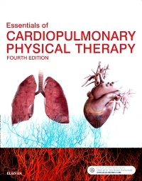 cover image - Evolve Resources for Essentials of Cardiopulmonary Physical Therapy,4th Edition