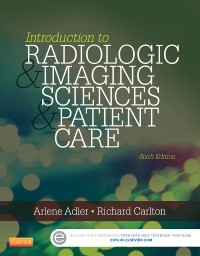cover image - Evolve Resources for Introduction to Radiologic and Imaging Sciences and Patient Care,6th Edition