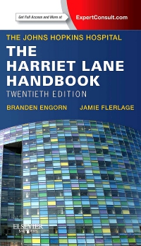 cover image - The Harriet Lane Handbook Elsevier eBook on VitalSource,20th Edition