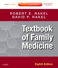 cover image - Textbook of Family Medicine Elsevier eBook on VitalSource,8th Edition