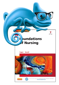 cover image - Elsevier Adaptive Learning for Foundations of Nursing,7th Edition