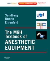 cover image - The MGH Textbook of Anesthetic Equipment Elsevier eBook on VitalSource