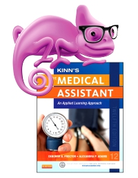 cover image - Elsevier Adaptive Quizzing for Kinn's The Medical Assistant,12th Edition