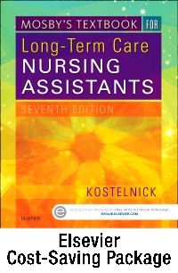 cover image - Mosby's Textbook for Long-Term Care Nursing Assistants - Text and Workbook Package,7th Edition
