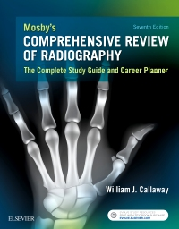 cover image - Mosby's Comprehensive Review of Radiography,7th Edition
