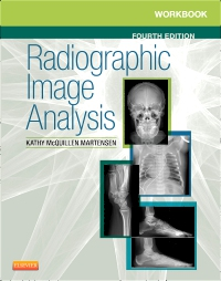 cover image - Workbook for Radiographic Image Analysis - Elsevier eBook on VitalSource,4th Edition