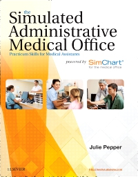 cover image - The Simulated Administrative Medical Office - Elsevier eBook on VitalSource