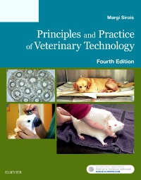 cover image - Principles and Practice of Veterinary Technology,4th Edition