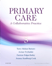cover image - Primary Care,5th Edition