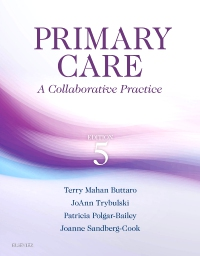cover image - Evolve Resources for Primary Care,5th Edition