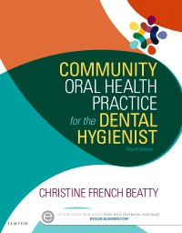 cover image - Community Oral Health Practice for the Dental Hygienist,4th Edition