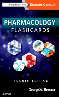 cover image - Pharmacology Flash Cards,4th Edition