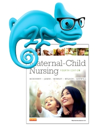 cover image - Elsevier Adaptive Learning for Maternal-Child Nursing,4th Edition
