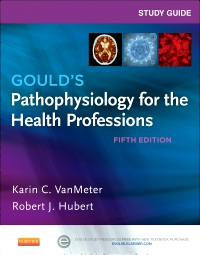 cover image - Study Guide for Gould's Pathophysiology for the Health Professions - Elsevier eBook on VitalSource,5th Edition