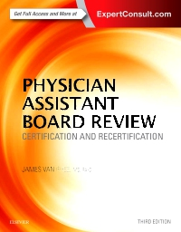 cover image - Physician Assistant Board Review,3rd Edition