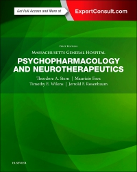 cover image - Massachusetts General Hospital Psychopharmacology and Neurotherapeutics