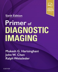 cover image - Primer of Diagnostic Imaging,6th Edition
