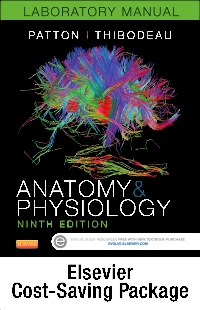 cover image - Anatomy & Physiology Laboratory Manual - Elsevier eBook on VitalSource (Retail Access Card) and eLabs for Anatomy & Physiology (Access Code) Package,9th Edition