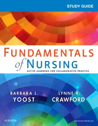 cover image - Study Guide for Fundamentals of Nursing - Elsevier eBook on VitalSource