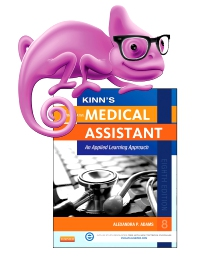 cover image - Elsevier Adaptive Quizzing for Kinn's The Administrative Medical Assistant,8th Edition
