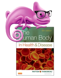 cover image - Elsevier Adaptive Quizzing for The Human Body in Health and Disease (eCommerce Version),6th Edition