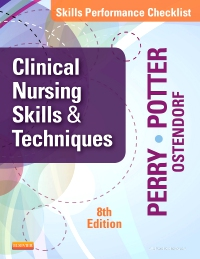 cover image - Skills Performance Checklists for Clinical Nursing Skills & Techniques - Elsevier eBook on VitalSource,8th Edition