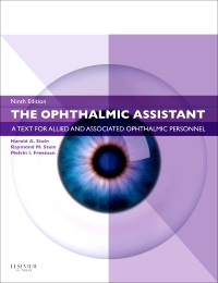 cover image - The Ophthalmic Assistant Elsevier eBook on VitalSource,9th Edition