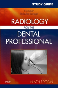 cover image - Study Guide for Radiology for the Dental Professional - Elsevier eBook on VitalSource,9th Edition