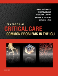 cover image - Textbook of Critical Care: Common Problems in the ICU Elsevier eBook on Vital Source