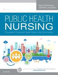 cover image - Community/Public Health Nursing Online for Stanhope and Lancaster, Public Health Nursing,9th Edition