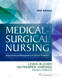 cover image - Medical-Surgical Nursing - Elsevier eBook on VitalSource,10th Edition