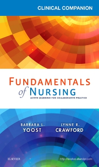 cover image - Clinical Companion for Fundamentals of Nursing - Elsevier eBook on VitalSource
