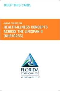 cover image - Health-Illness Concepts Across the Lifespan II Retail Card (NUR1025C RC)
