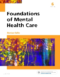 cover image - Foundations of Mental Health Care - Elsevier eBook on Vitalsource,6th Edition