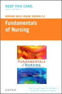 cover image - Nursing Skills Online Version 3.0 for Fundamentals of Nursing