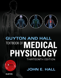 cover image - Evolve Resources for Guyton & Hall Textbook of Medical Physiology,13th Edition