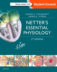 cover image - Evolve Resources for Netter's Essential Physiology,2nd Edition