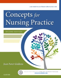 cover image - Evolve Resources for Concepts for Nursing Practice,2nd Edition